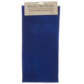 Weeks Dye Works Hand Over Dyed Wool Fat Quarter - Solid Lapis