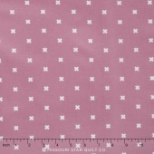 Cotton + Steel Basics Berry - Light Purple XOXO Yardage