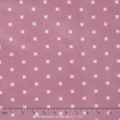 Cotton + Steel Basics Berry - Light Purple XOXO Yardage