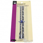 Sewing Gauge With Metrics (6in)