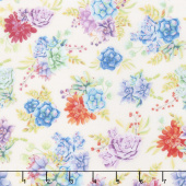 Humming Along - Succulent Garden Tan Yardage