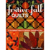 Festive Fall Quilts Book