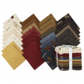 Lumberjack Aaron Fat Quarter Bundle