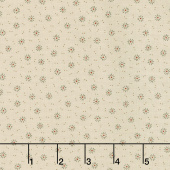 Jo's Shirtings - Starburst Latte Yardage