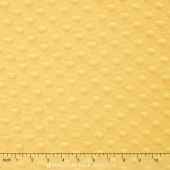 "Cuddle Embossed Dimple - Mango 60"" Minky Yardage"