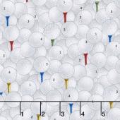 Sports - Golf Balls White Yardage
