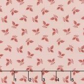 Sensibility - Sprigs Pink Yardage