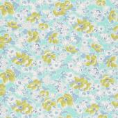 Flour Garden - Nosegay Beryl Yardage