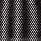 "Cuddle Classic Swiss Dot - Black/Snow 60"" Minky Yardage"