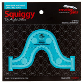 Creative Grids Machine Quilting Tools - Squiggy