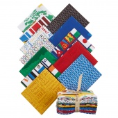 Our World Fat Quarter Bundle