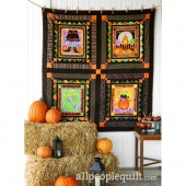 Witch Way Quilt Kit
