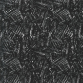 Musical Gift - Sheet Music Black Yardage