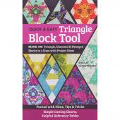 Quick & Easy Triangle Block Tool Book