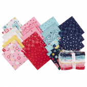 Flutter and Shine Fat Quarter Bundle