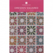 Dresden Squared Quilt Pattern by Missouri Star