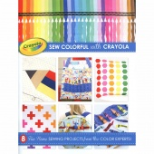 Sew Colorful with Crayola®