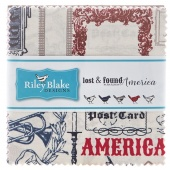 """Lost and Found America 5"""" Stackers"""