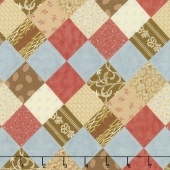 Collection for a Cause - Compassion Patchwork Multi Yardage