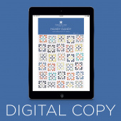 Digital Download - Handy Dandy Quilt Pattern by Missouri Star