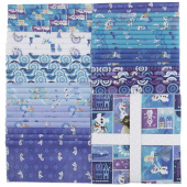 "Disney Olaf's Frozen Adventure 10"" Squares"
