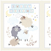 Sweet Dreams - Sweet Dreams Pastel Panel