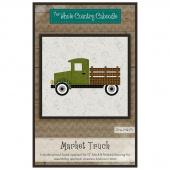 Market Truck Precut Fused Appliqué Pack