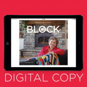 Digital Download - Block Magazine Volume 8 Issue 1