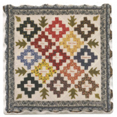 American Quilts Coaster - Squares