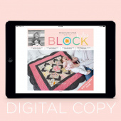 Digital Download - Block Baby Magazine Vol 5 Issue 1