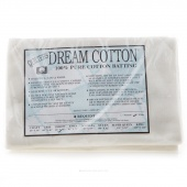 Quilter's Dream Cotton Request White Throw Batting