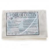 Quilter's Dream Cotton Request White Throw Batting