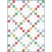 Hi-De-Ho! Irish Chain Quilt POD Kit