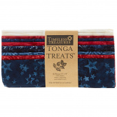 "Tonga Treats Batiks - Freedom 10"" Squares"