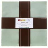 Kona Cotton - Pastel Palette Ten Squares