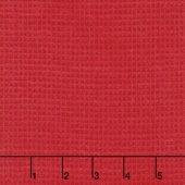 Local Color - Mini Woven Red Yarn-Dyed Flannel Yardage