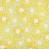 Murmur - Sunflower Gold Yardage