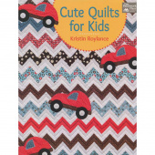 Cute Quilts for Kids Book