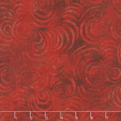 "Wilmington Essentials - Whirlpool Red 108"" Wide Backing"