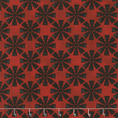 Homestead - Windmills Red Yardage