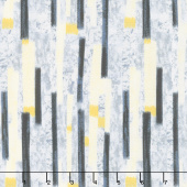 Limoncello - Chimes Gray Pearlized Yardage