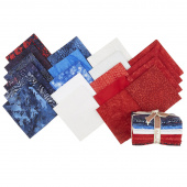 Freedom Batiks Fat Quarter Bundle