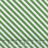 On Trend - Trend Stripe Mint Yardage
