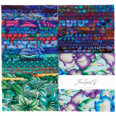 "Kaffe Fassett Collective August 2020 Cold 10"" Squares"