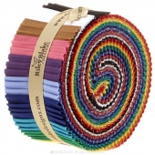 Confetti Cottons with Crayola Colors Rolie Polie