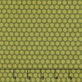 Sequoia - Berries Forest Green Yardage