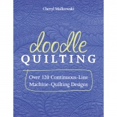 Doodle Quilting by Cheryl Malkowski