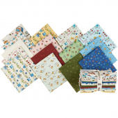 Backyard Happenings Fat Quarter Bundle