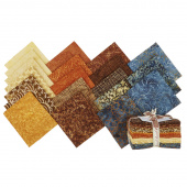 Clockworks Batiks Fat Quarter Bundle