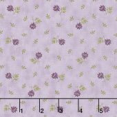 Mill Creek Garden - Flowers Lilac Yardage
